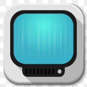Apps Computer - Blue Multimedia Aqua Font PNG