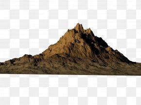 Mountain - Soil PNG