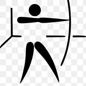 Arrow - Summer Olympic Games Archery Bow And Arrow Golf At The Summer Olympics PNG