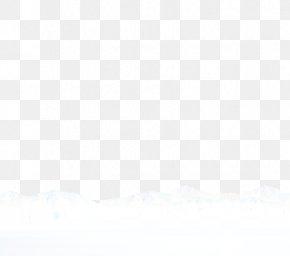 White Snow - White Black Pattern PNG