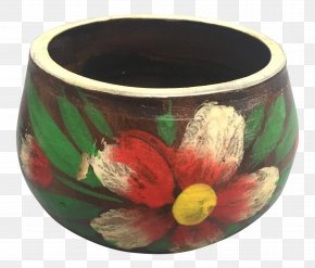 Hand-painted Flower Pot - Ceramic Flowerpot Tableware Lighting PNG