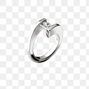 Diamond Ring - Ring Jewellery Computer File PNG