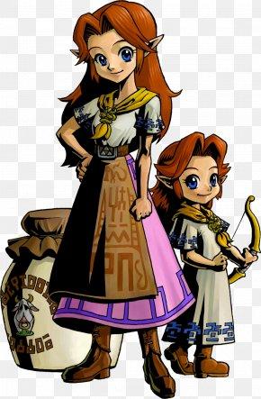 The Legend Of Zelda - The Legend Of Zelda: Ocarina Of Time The Legend Of Zelda: Majora's Mask The Legend Of Zelda: The Wind Waker Princess Zelda PNG