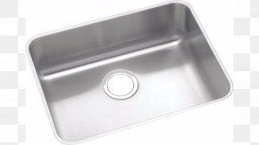 Sink - Sink Bathroom Elkay Manufacturing Stainless Steel Plumbing Fixtures PNG