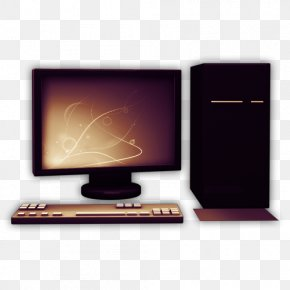 Computer Desktop PC - Computer Monitors Personal Computer Output Device Desktop Computers Multimedia PNG