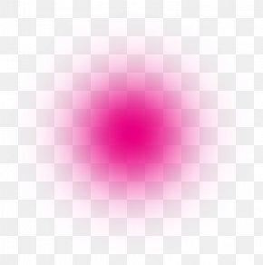 Pink Glow - Pink Petal Pattern PNG