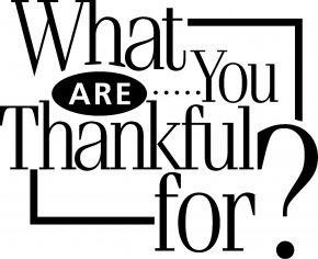 Bee Thankful Cliparts - Gratitude Thanksgiving Love Happiness Thought PNG