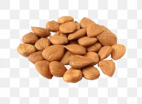 Organic Almonds - Apricot Kernel Almond Nut PNG