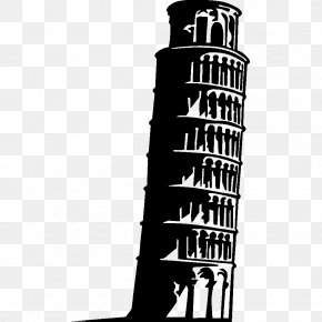 Eiffel Tower - Leaning Tower Of Pisa Eiffel Tower Pisa Cathedral Interior Design Services PNG