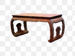 Antique Furniture - U6e05u4ee3u5bb6u5177 Ancient Furniture Table PNG