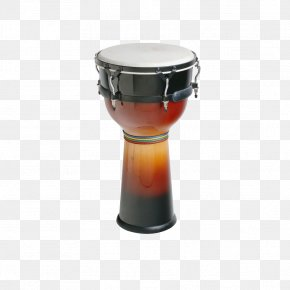 Hand Drum Beat - Africa Musical Instrument Djembe Drum Percussion PNG