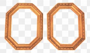 Octagon - Picture Frames Furniture Gilding Gold Leaf Chairish PNG