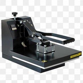 Machine - T-shirt Heat Press Machine Printing Press PNG