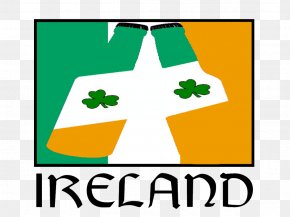 Irish Clans - Flag Of Ireland Flag Of Scotland Irish Free State PNG