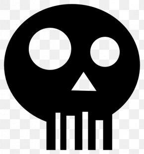 Skull Vector Art - Human Skull Symbolism Clip Art PNG