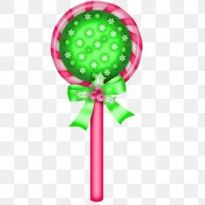 Pink Lollipop - Lollipop Pink Green PNG
