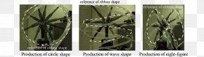 Ribbon Rhythmic Gymnastics - Tropical Woody Bamboos Plant Stem Line Font PNG