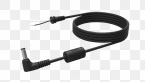 Black Simple Bluetooth Data Cable - Electrical Cable Data Cable USB Electrical Connector PNG