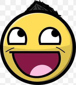 Big Smile Face - Smiley Face Clip Art PNG