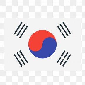 South Korea - Flag Of South Korea National Flag PNG