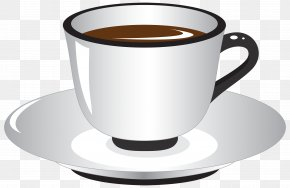 Cup Coffee - Coffee Cup Cappuccino Tea Clip Art PNG