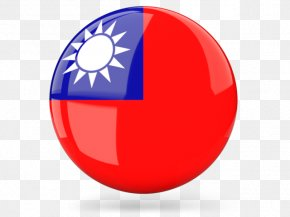 Flag - Flag Of The Republic Of China Taiwan National Flag PNG
