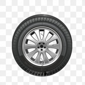 Tire - Car Snow Tire Wheel PNG