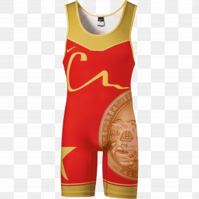 Cheerleading Uniforms Wrestling Singlets Sport Sleeveless Shirt PNG