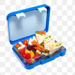 Lunch Box - Bento Fast Food Lunchbox PNG