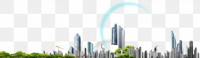 City Building Background - Building Architecture Electrical Cable Computer File PNG