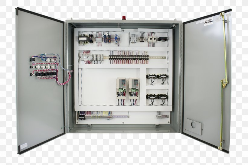Control Panel Electricity Wiring Diagram System Solar