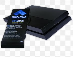 Playstation Accessory - Evo 2016 PlayStation 4 Video Game Consoles PNG