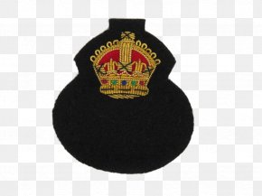 Embrodery - Badge Field Marshal Hand & Lock Military Rank Militaria PNG