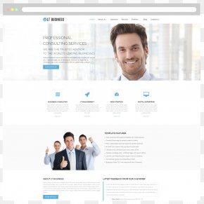 Business Theme - Responsive Web Design Corporation Business Template WordPress PNG