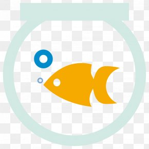 Fish Tank - Logo Icon Design PNG