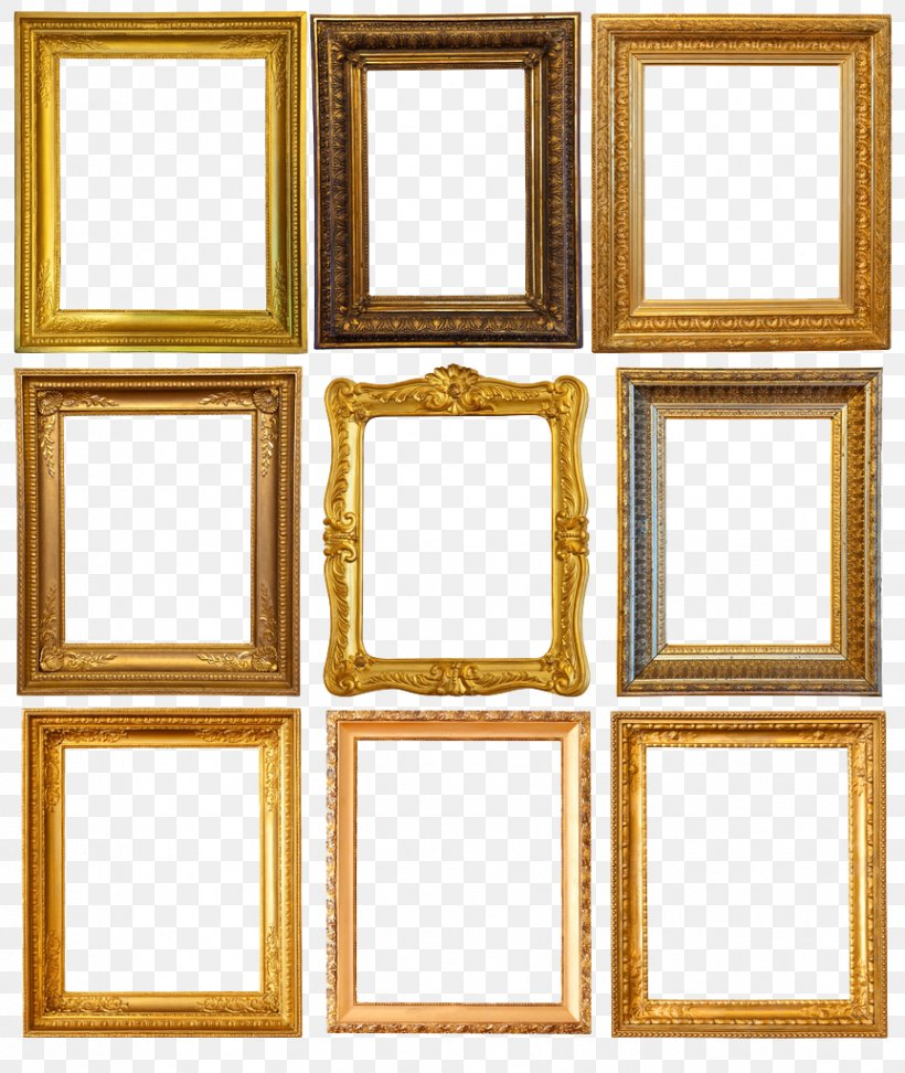 Picture Frame Painting Photography Shutterstock, PNG, 863x1024px, Picture Frames, Antique, Decorative Arts, Gold, Ornament Download Free