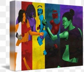 Painting - Modern Art Visual Arts Painting PNG