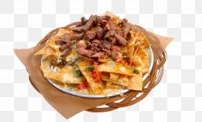 Hong Fries - Nachos French Fries Mexican Cuisine Junk Food French Cuisine PNG