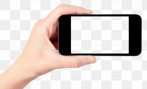 Hand Holding Smartphone - Wattpad Mobile App Hand PNG