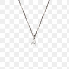 Initials - Charms & Pendants Necklace Memi Jewellery Oro Africa (Pty) Ltd PNG