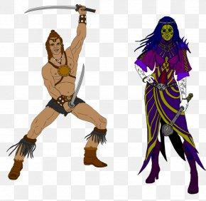 Dc Villains - Illustration Legendary Creature Costume Fiction Cartoon PNG