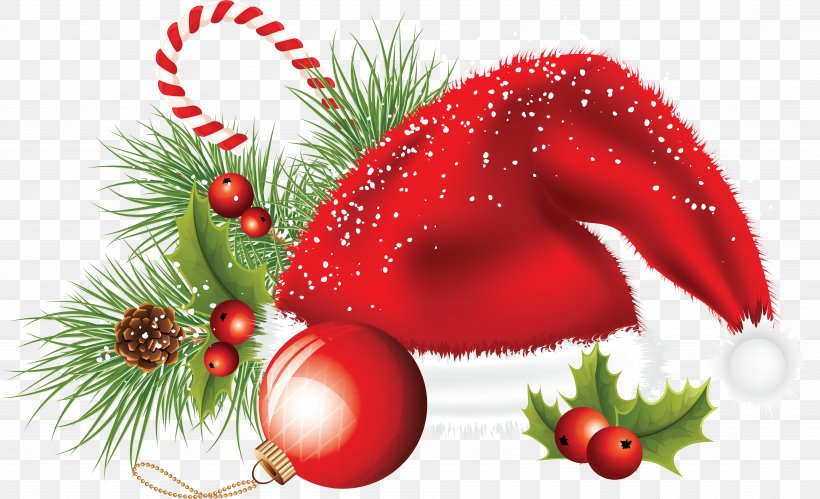 Santa Claus Borders And Frames Christmas Day Christmas Ornament Clip Art, PNG, 7357x4480px, Santa Claus, Borders And Frames, Christmas, Christmas Day, Christmas Decoration Download Free