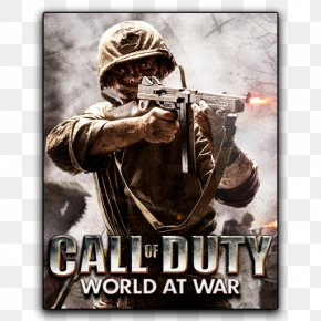 Call Of Duty World At War - Call Of Duty: World At War Call Of Duty: WWII Call Of Duty: Zombies World War Heroes: WW2 FPS Call Of Duty 4: Modern Warfare PNG