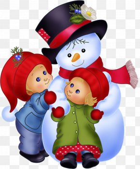 Snowman Cartoon - Agniya Barto Ded Moroz New Year Verse Holiday PNG