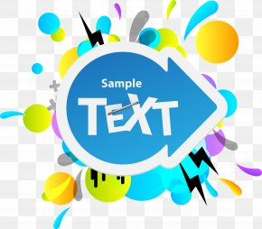 Text Background Graphics - Color PNG