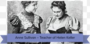 Helen Keller - The Story Of My Life Writer Book United States Child PNG