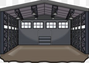 Warehouse - Warehouse Club Penguin Raw Material Industry PNG