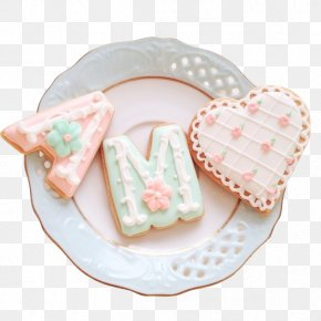 Love Cookies - Cookie Royal Icing Clip Art PNG