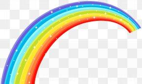 Rainbow Transparent Clip Art - Rainbow Light PNG