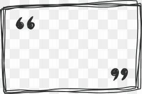 Line Rectangle Border - Rectangle Euclidean Vector PNG